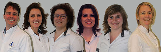 Team Dierenkliniek Ittersum